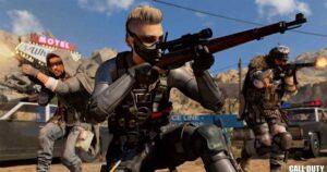 K31 Sniper Rifle CoD