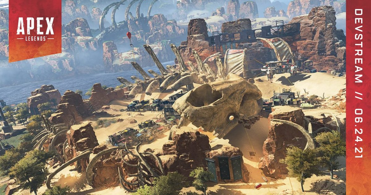 The Apex Legends Genesis Collection Event is now live: All details here