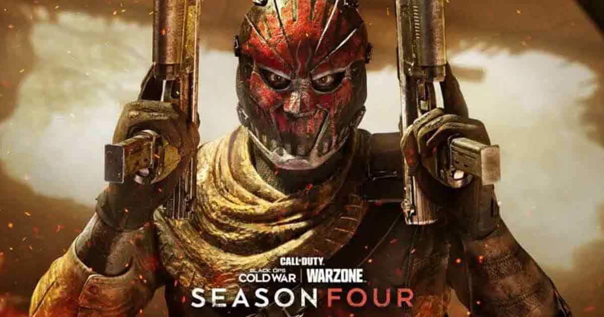 Warzone Season 4 patch