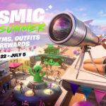 Fortnite Cosmic Summer Event