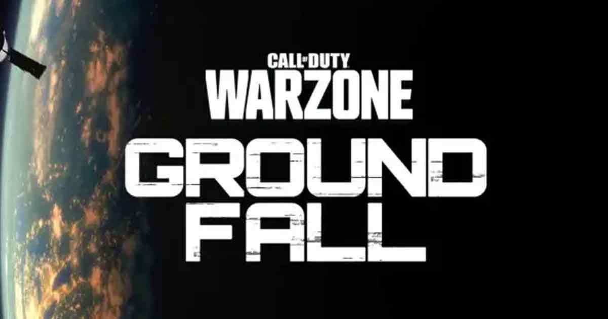 Ground Fall
