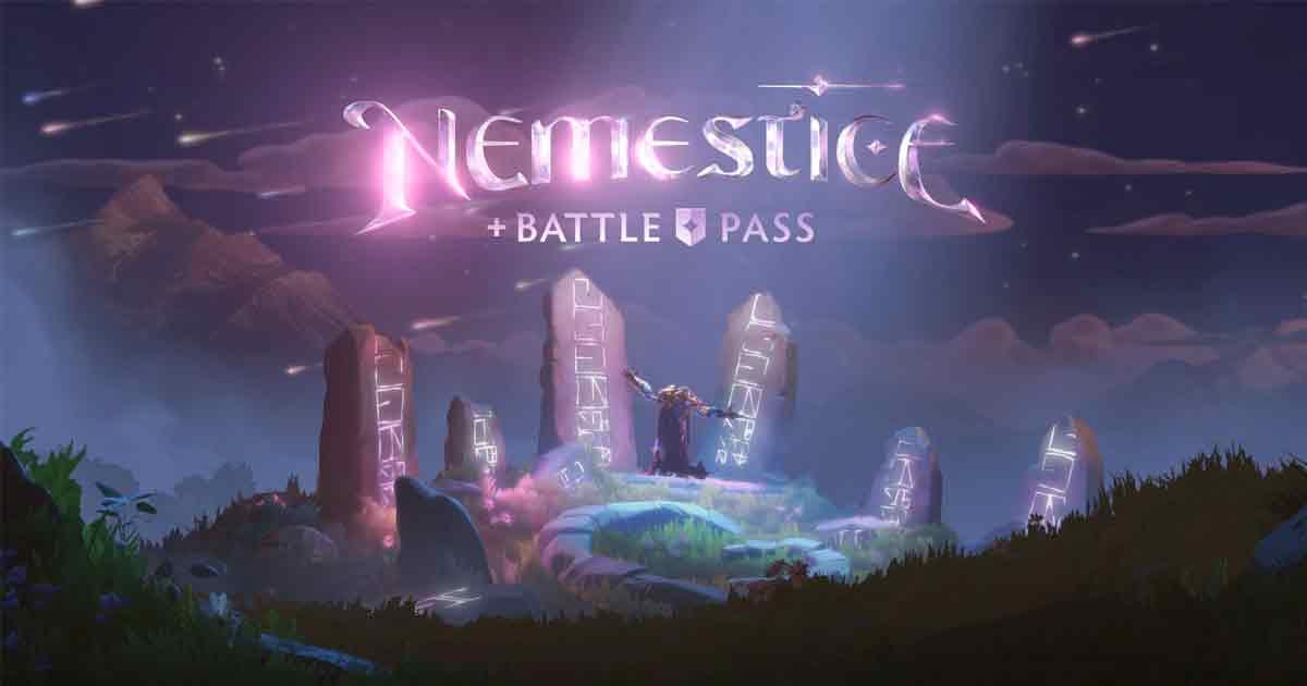 Dota 2 Nemestice Battle Pass