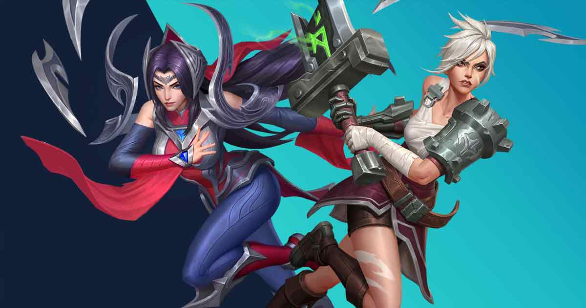 Riot Games introduces New Features in Wild Rift patch 2.3