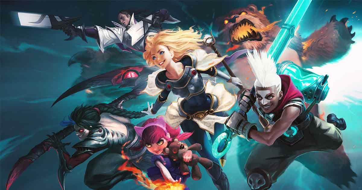 Riot Games launches League of Legends patch 11.12 notes