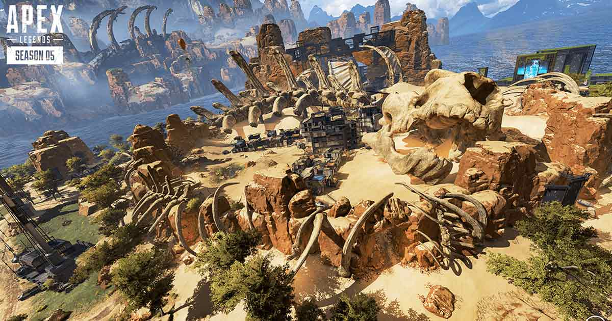 Skull Town may return to Apex Legends in its next update: Respawn