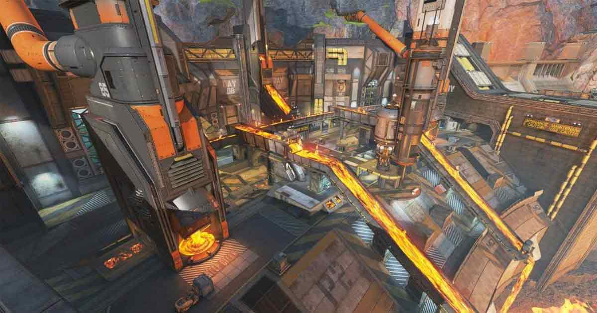 Apex Legends Thrillseekers Event to bring new Arenas Map Overflow