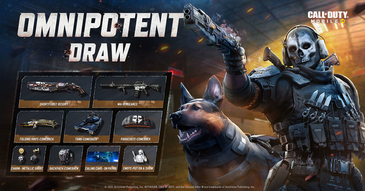 Omnipotent-Draw-CoD-Mobile
