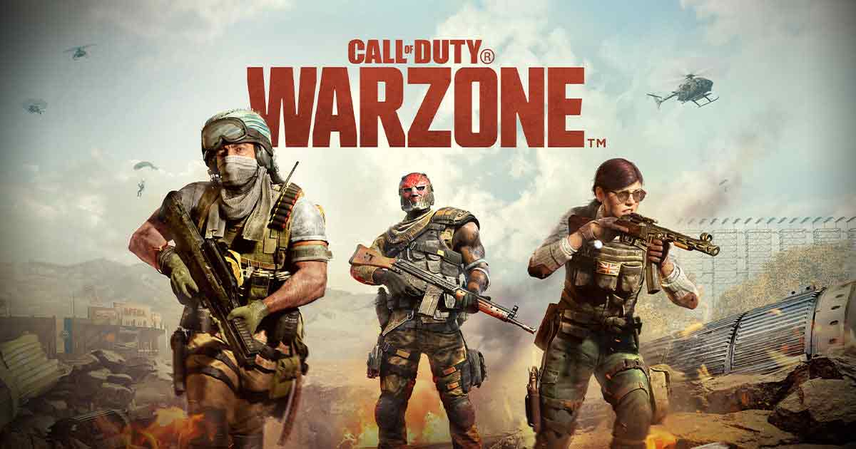 CoD Warzone attachment weapons