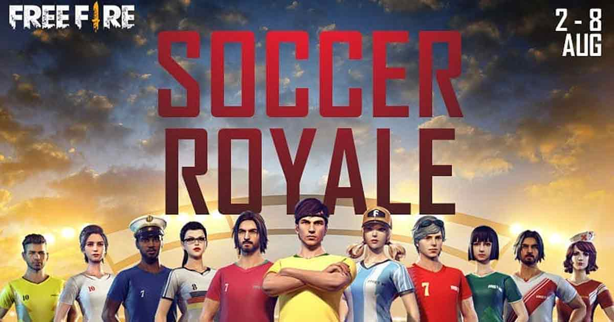 Free Fire Soccer Royale