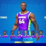 LeBron James Fortnite