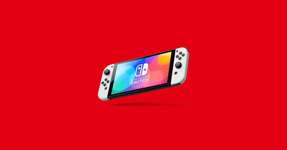 Nintendo announces new Switch console launch with OLED screen in Oct