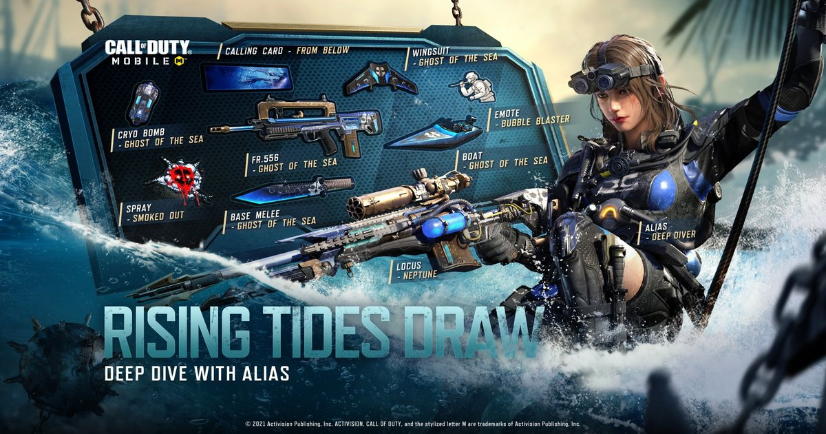 Rising Tides CoD Mobile