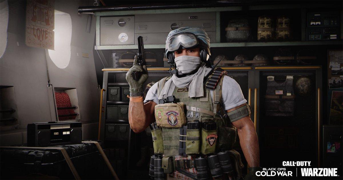 Salah CoD Black Ops