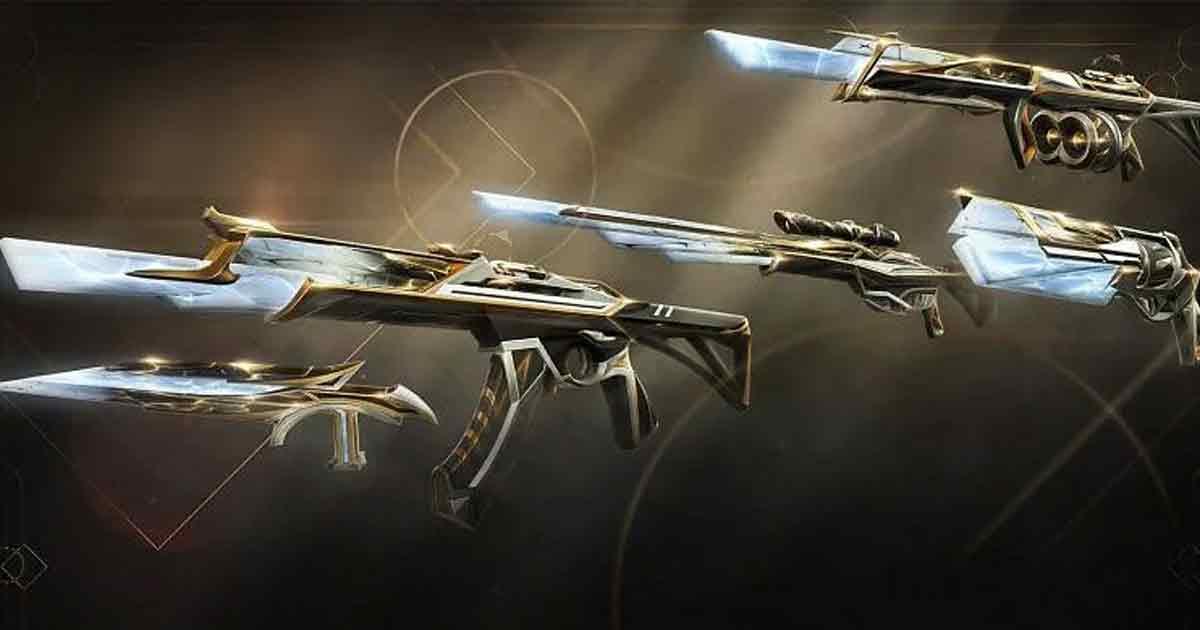 Sentinels skin bundle