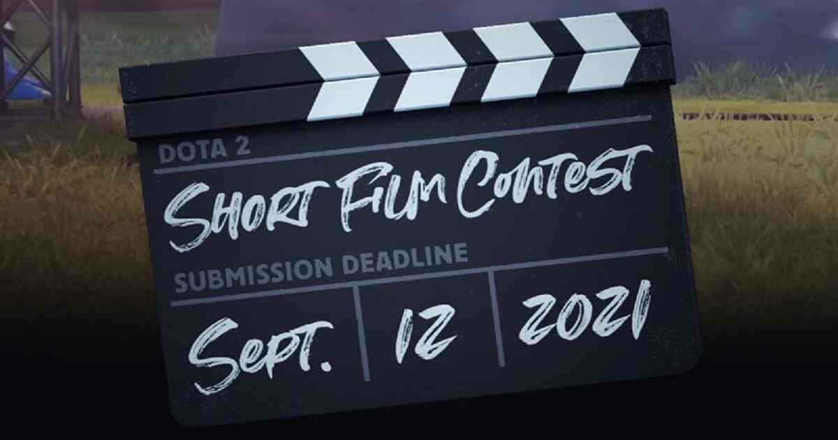 The Dota 2 Short Film Contest's deadline now extended: Valve