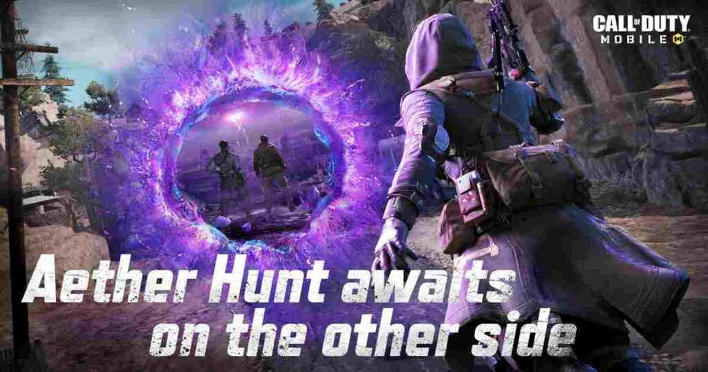 Aether Hunt CoD Mobile