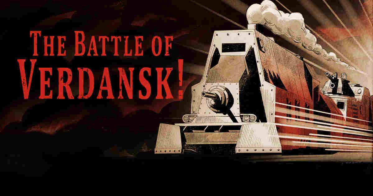 Battle of Verdansk CoD
