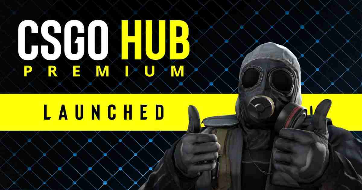 The CSGO HUB Premium is now live: Get Membership, Subscription offers