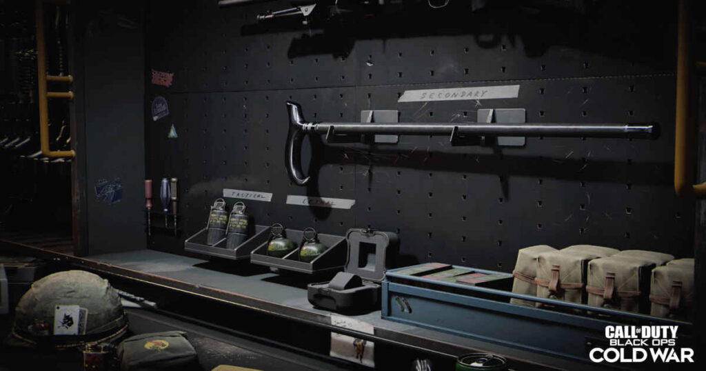 CoD Season 5 weapons
