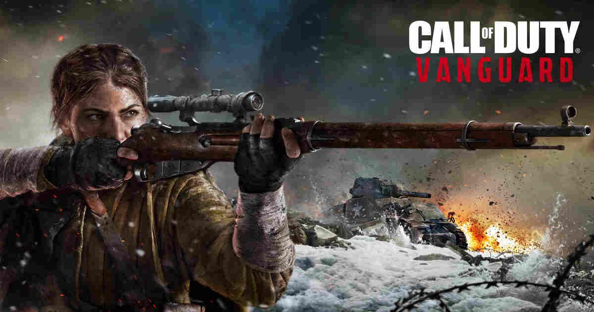 CoD Vanguard at Gamescom