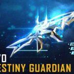 Destiny Guardian Free Fire