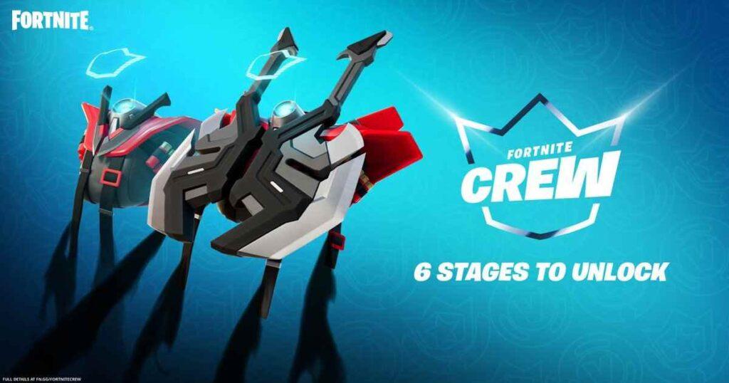 Fortnite Crew Legacy Set
