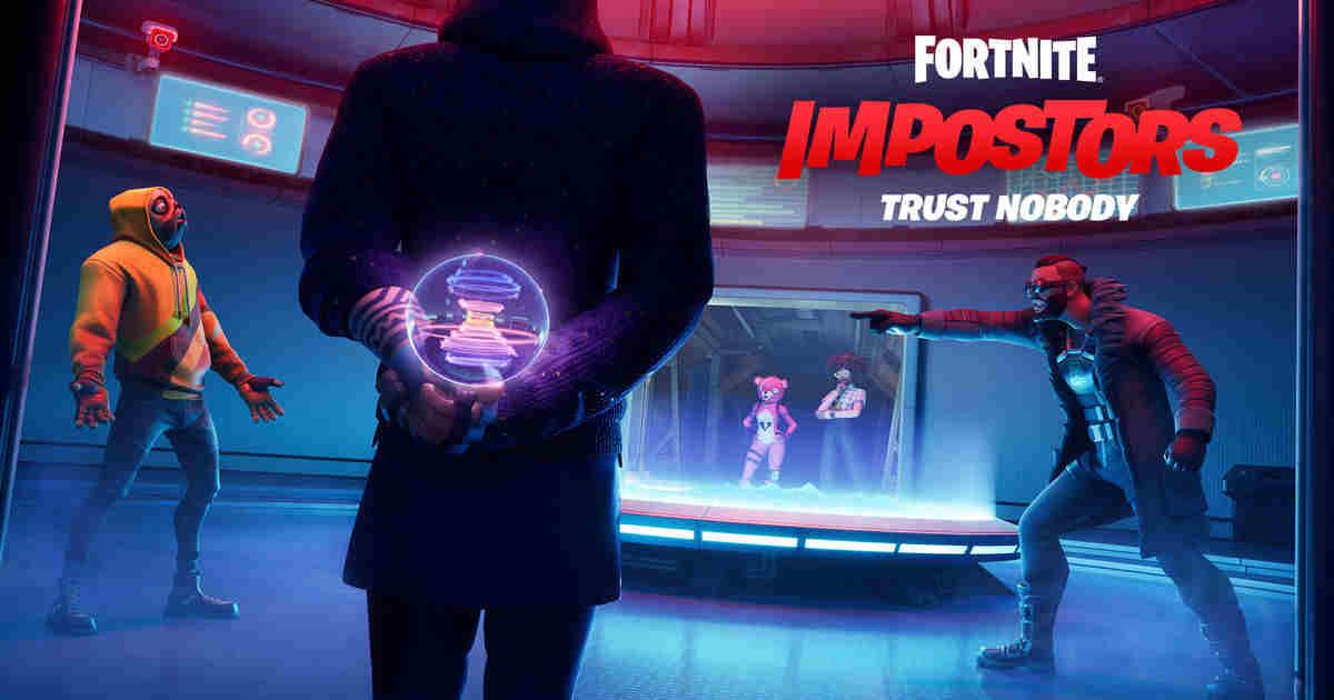 Fortnite Impostor Mode