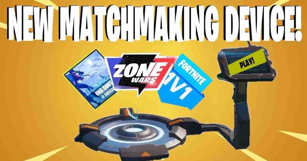 Fortnite-Matchmaking-Portal-device