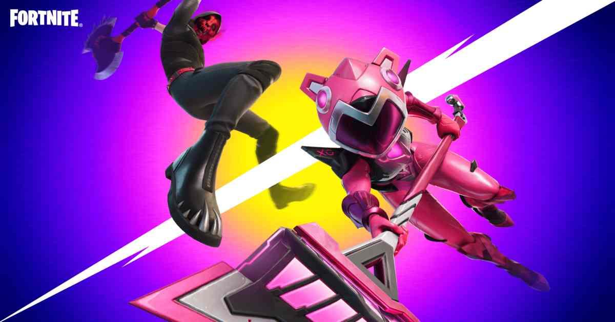 Fortnite Team Brawl