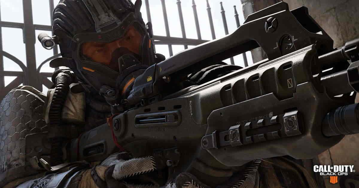 Grapple Gun CoD