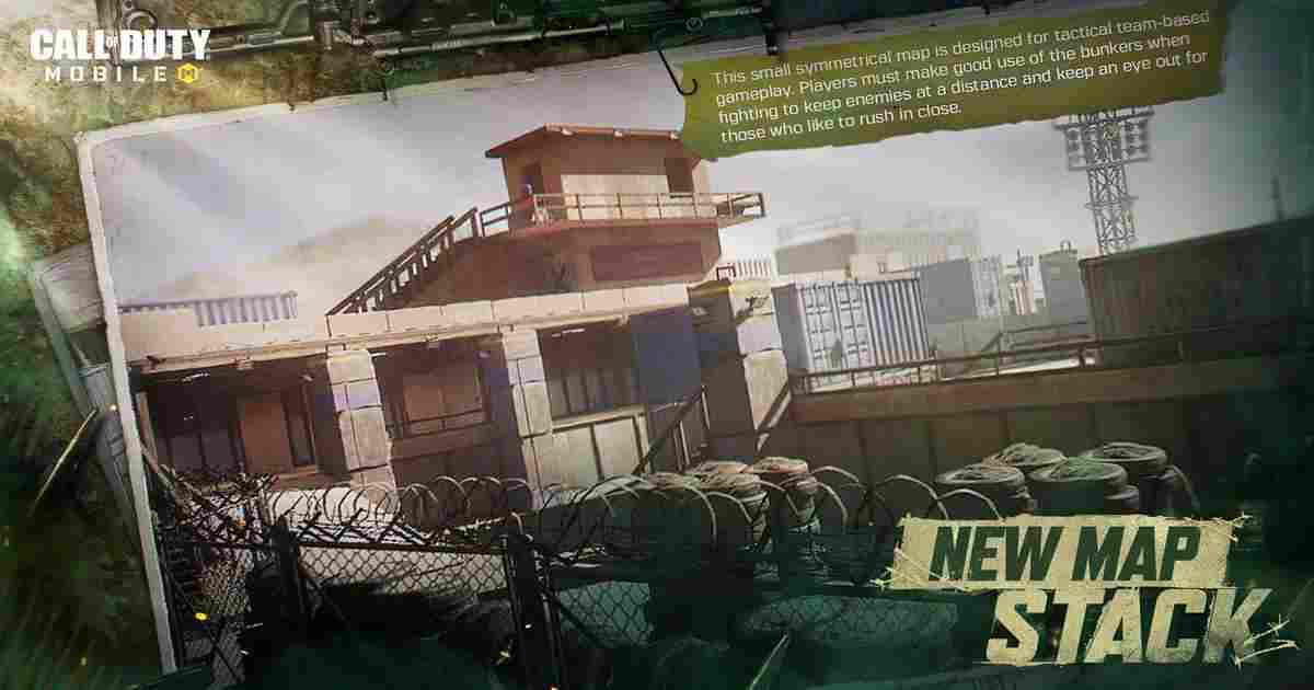 Stack Multiplayer Map CoD