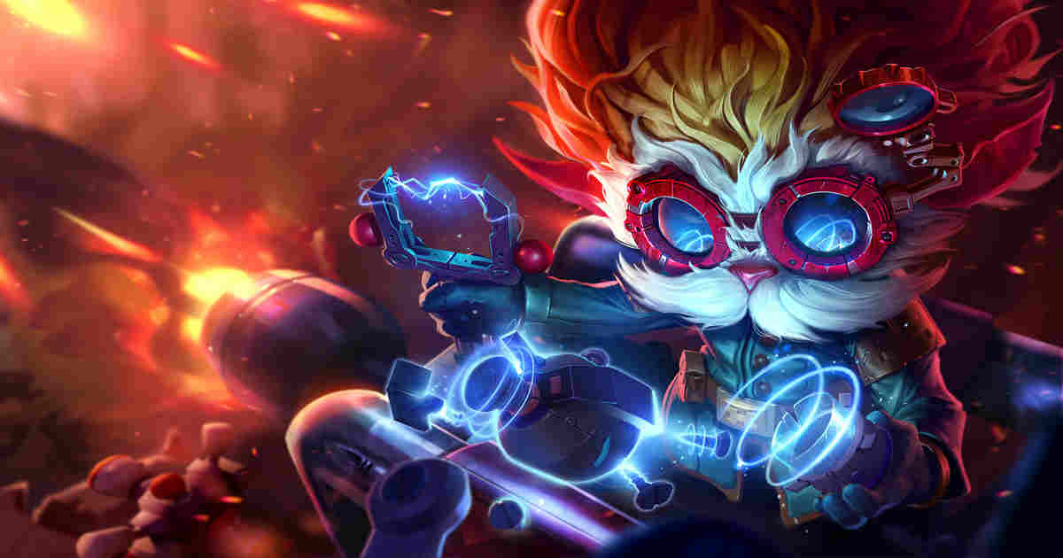 System requirements League of Legends