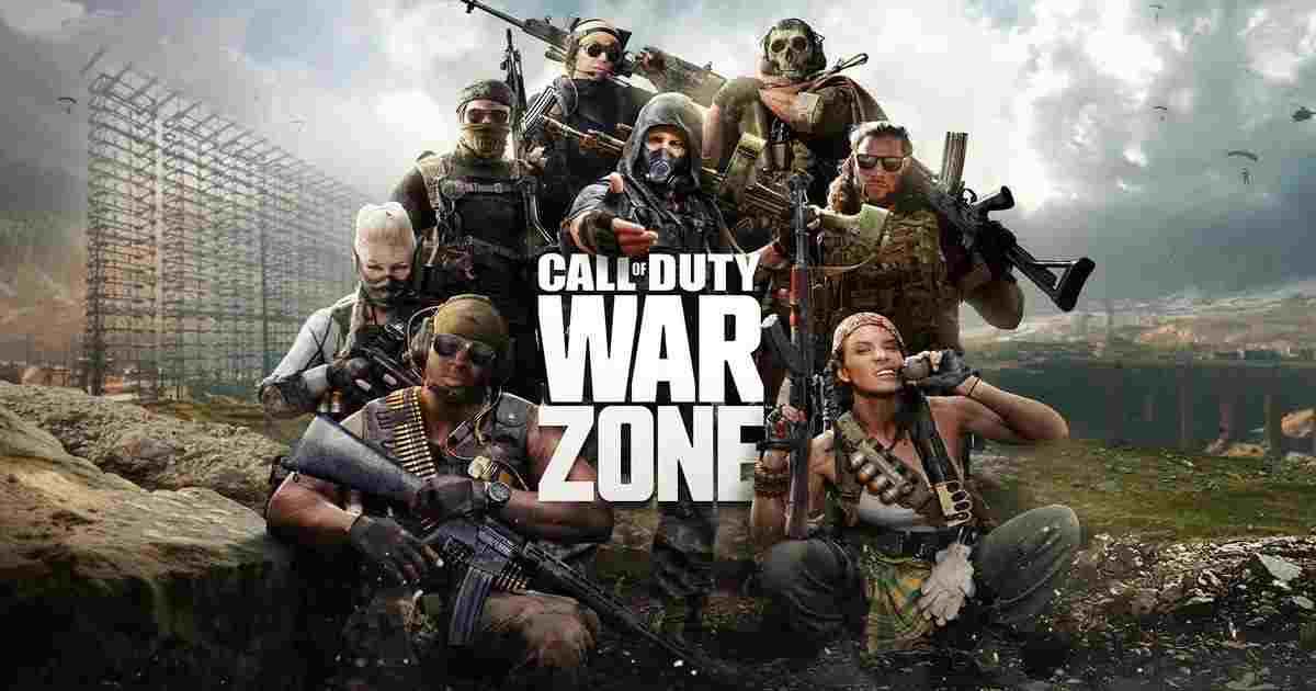 Warzone Hardware ban