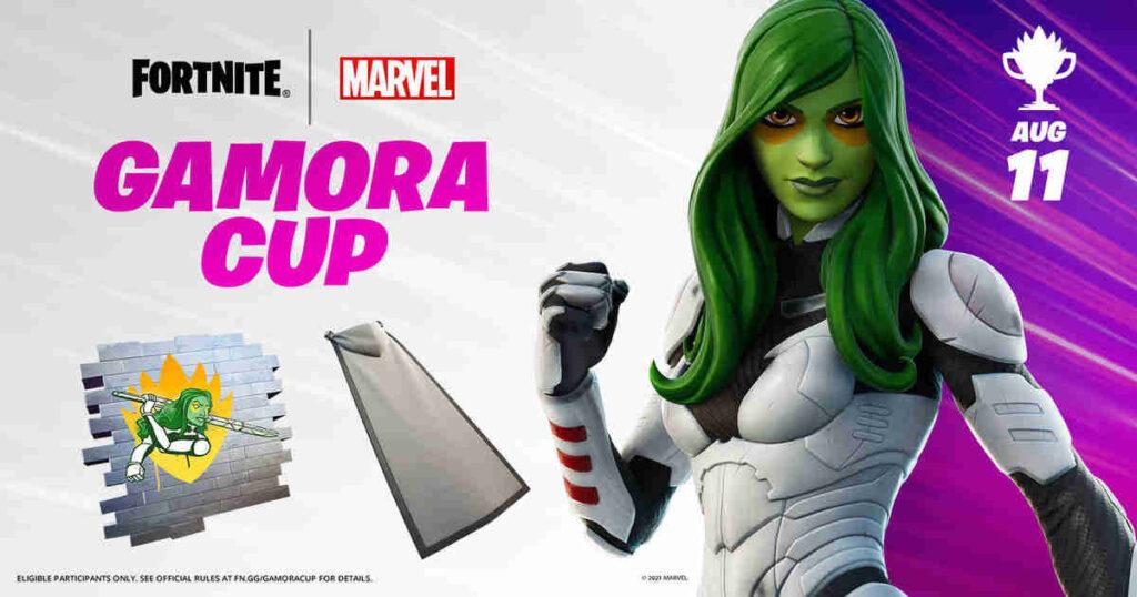 Gamora Fortnite