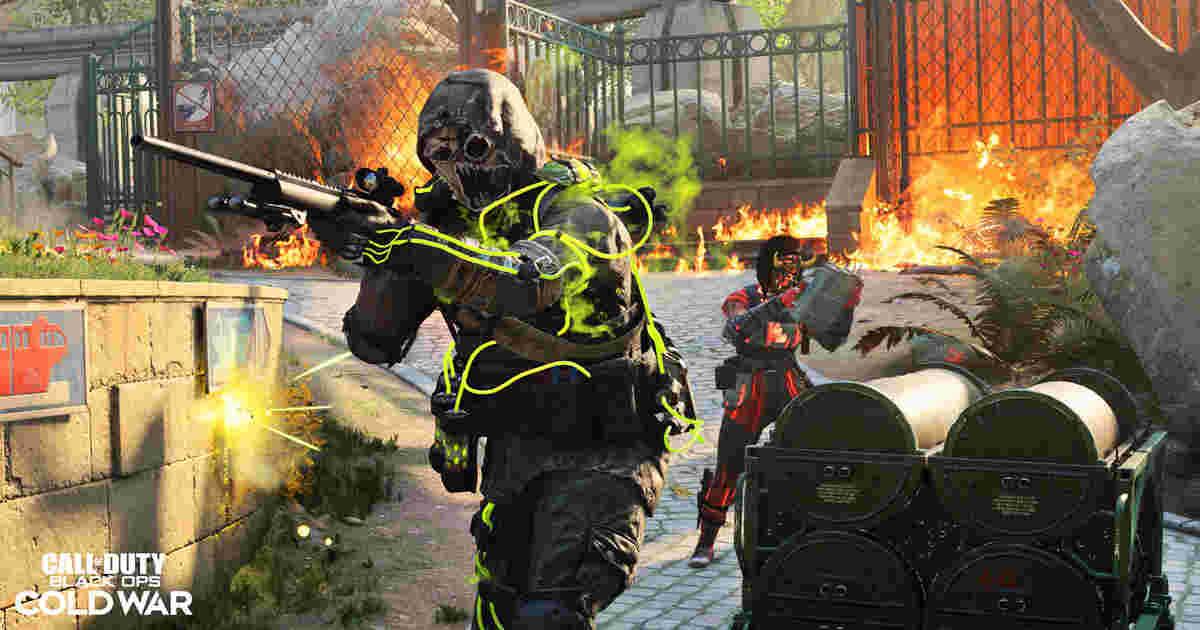 Black Ops Season Five gets Nuketown 12v12, Zoo 24/7, Demolition