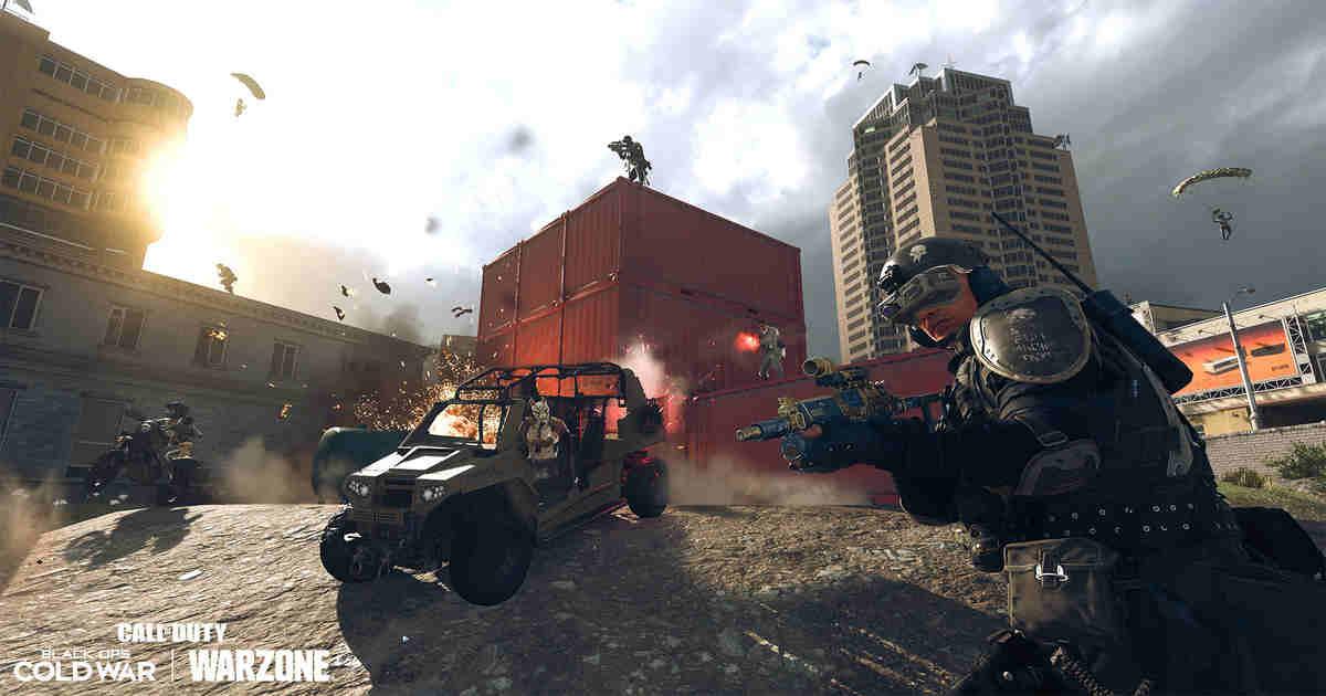 Clash Mode Warzone