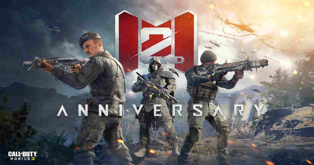 CoD Mobile 2nd Anniversary: New Battle Pass, Blackout Map and more