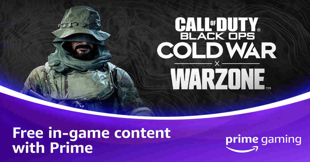 How to win Amazon Prime Gaming Rewards in CoD Season 5 across titles