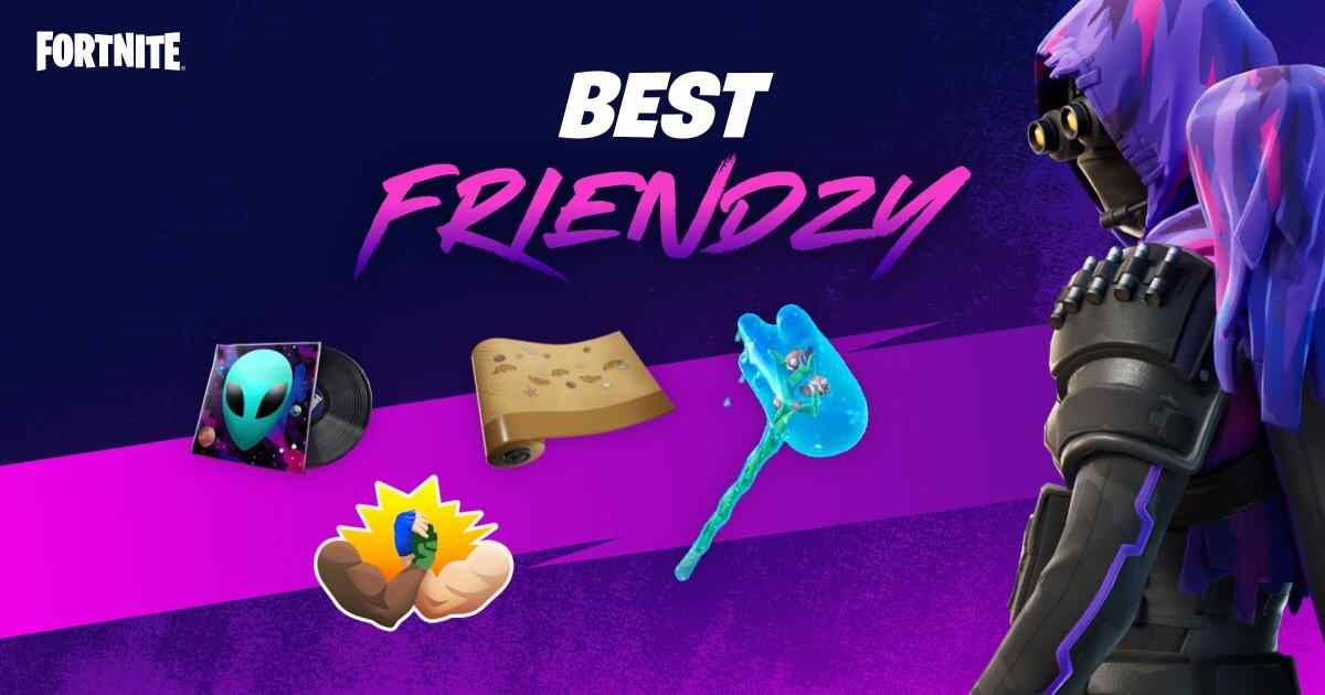 Fortnite Best Friendzy Event: How to win rewards as you play with Friends