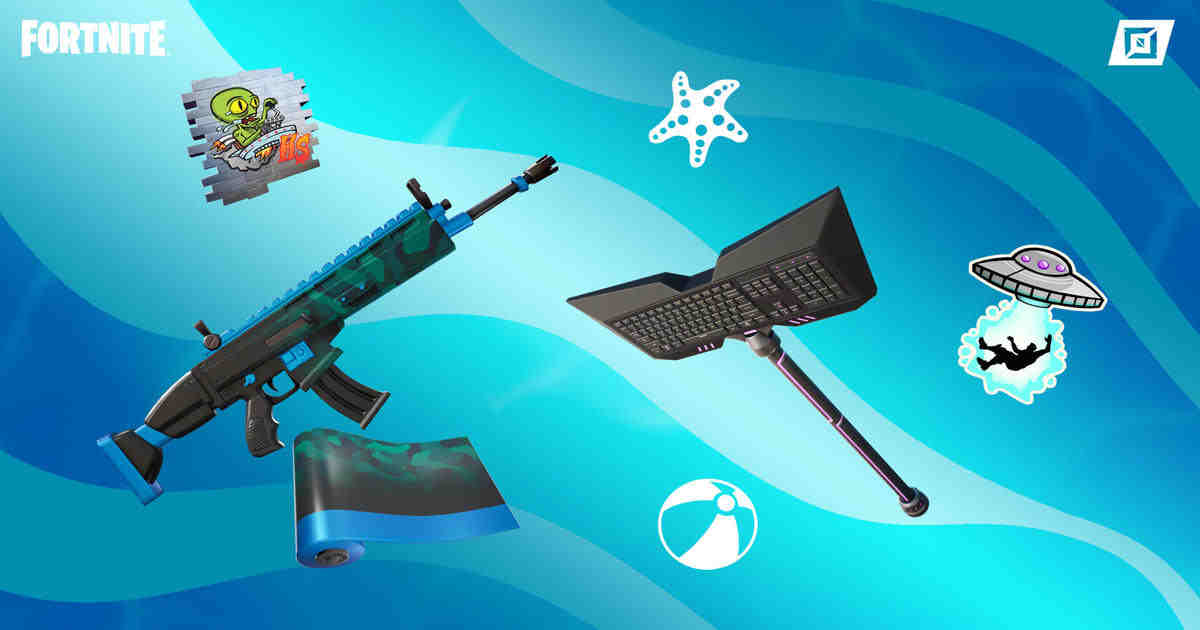 Fortnite Island Games Event: How to complete Quests and win Rewards