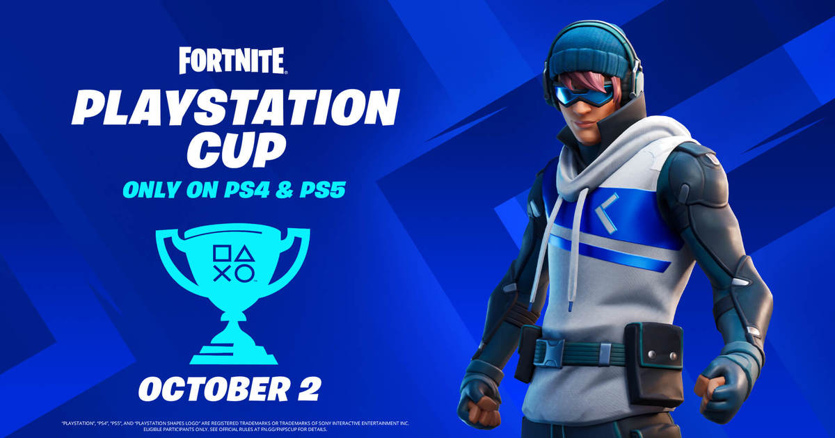 The Fortnite PlayStation Cup: Release Date, Prize Pool, other details