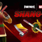 Shang-Chi bundle Fortnite