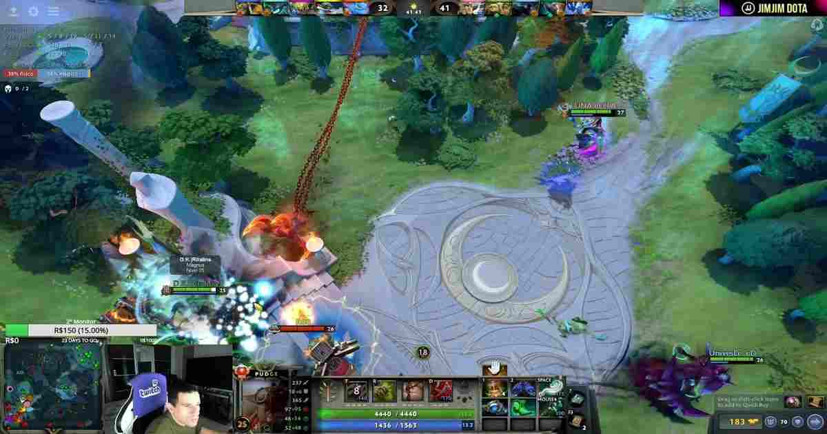 Valve introduces Spectator HUD Updates for Dota 2 players ahead of TI10