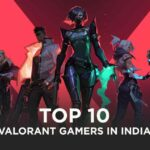 top 10 Valorant players in India