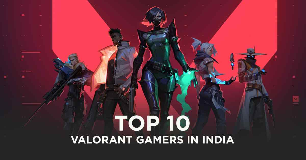 Top 10 Best Valorant Players in India 2021