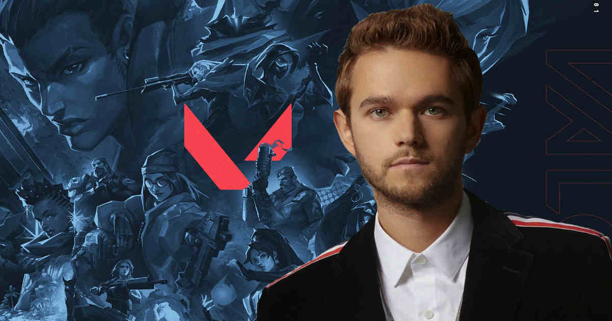 Valorant to collaborate with DJ Zedd for in-game Item, Event