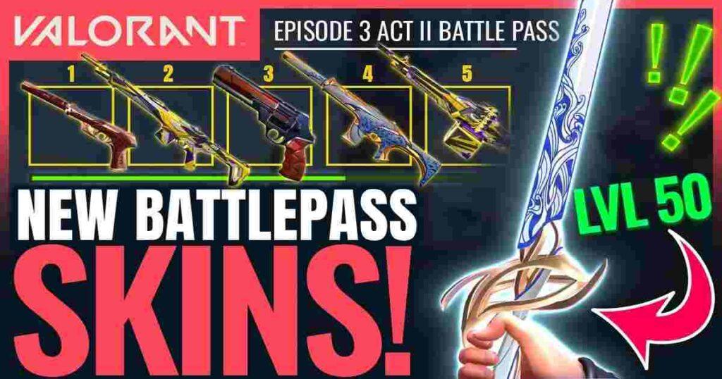 Valorant Act 3 battle pass