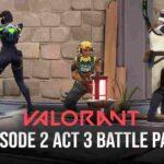Valorant Act 2 Battle Pass