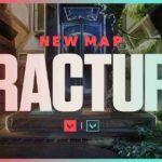 Fracture map Valorant