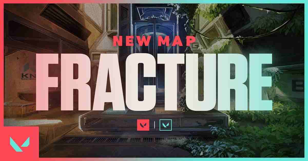 New Valorant map Fracture arrives in Episode 3 Act 2 update